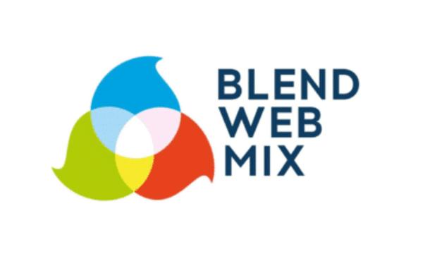 Logo Blend Web Mix Lyon