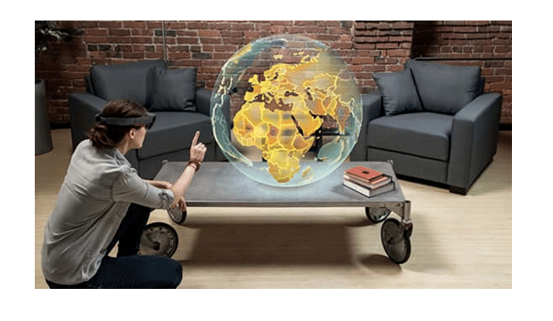 Casque réalité virtuelle Hololens