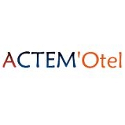 Logo Actem'Otel application maintenance hotellière Etis