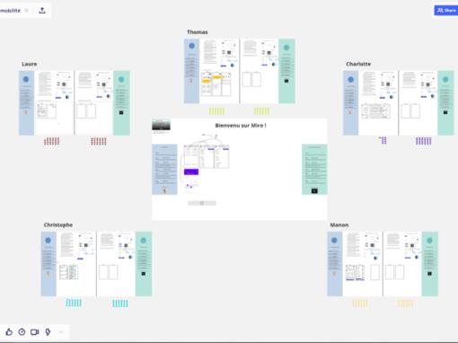 Atelier UX à distance